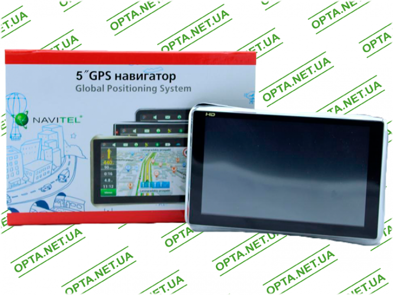 GPS Навигатор Navitel 5007 5