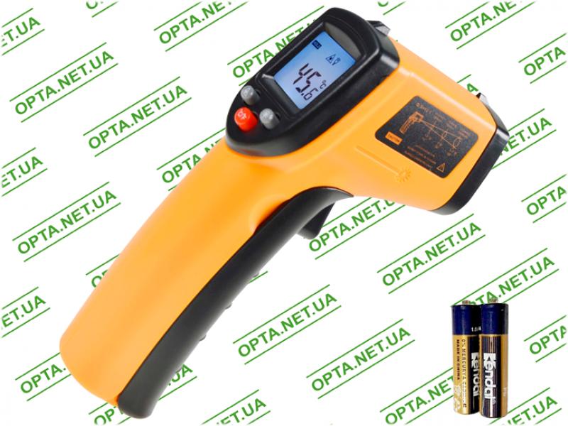 Бесконтактный инфракрасный цифровой термометр, пирометр TRM-GH320