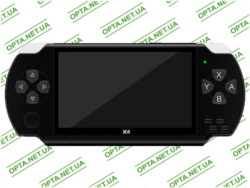 Игровая приставка Sony PSP X6 Черный