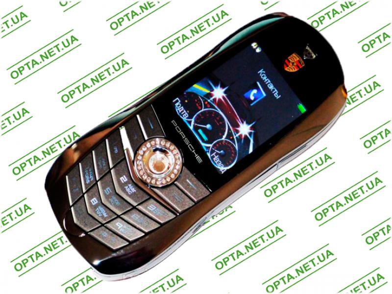 Мобильный телефон VERTU Porsche 911 - 2Sim